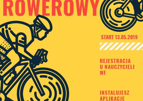 Link do rejestracji w Rywalizacji rowerowej Endomondo
